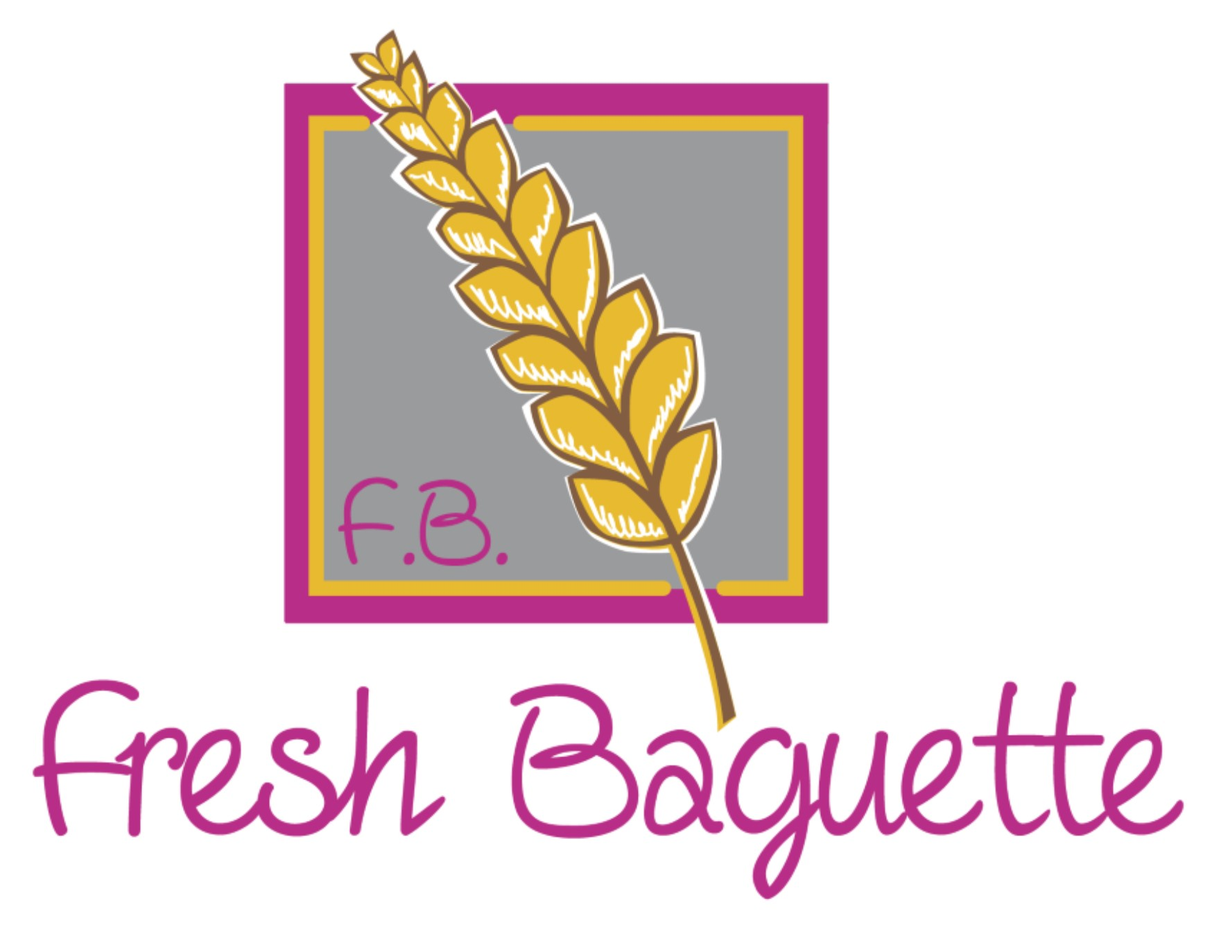 copy of fresh baguette logo